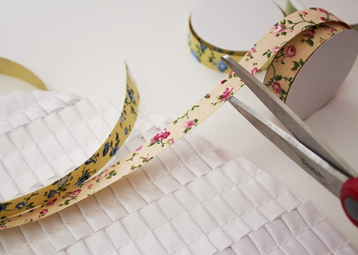 SHABBY CHIC EASTER RIBBONS