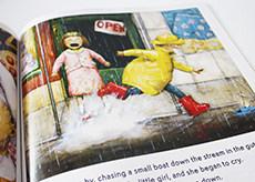 THE RAIN CAME DOWN SPRING BOOKS