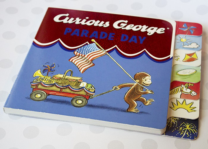 Curious George Parade Day