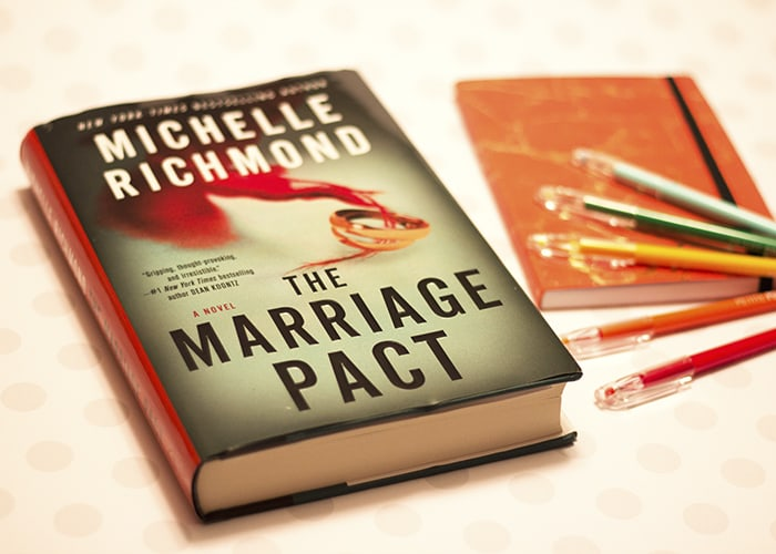 The Marriage Pact | Make Time For Reading