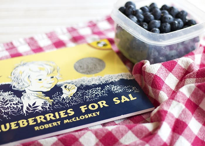 Berry Picking Story Time- Blueberries for Sal