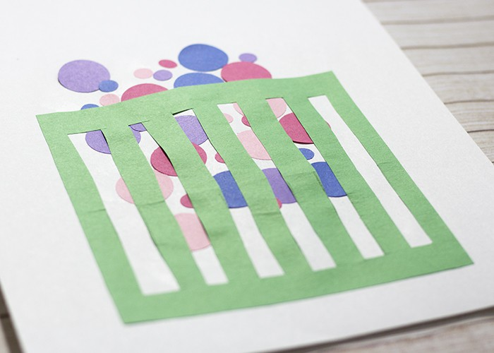 Berry Picking Story Time- Paper Berry Craft