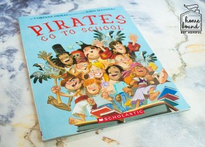 Back To School Book List- Pirates Go To School