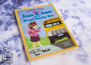 Back To School Book List- Junie B. Jones and the Stupid Smelly Bus