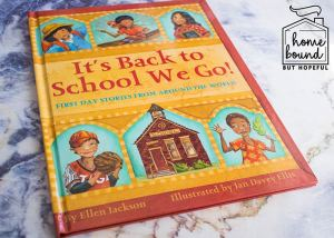 Back To School Book List- It's Back to School We Go!