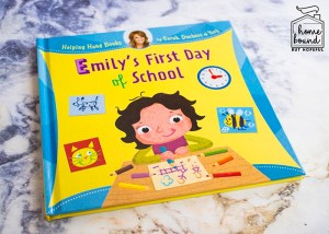 Back To School Book List- Emily's First Day of School