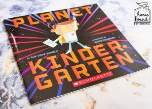 Back To School Book List- Planet Kindergarten