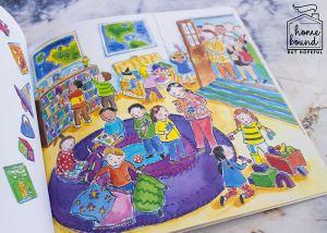 Back To School Book List- The Night Before Kindergarten