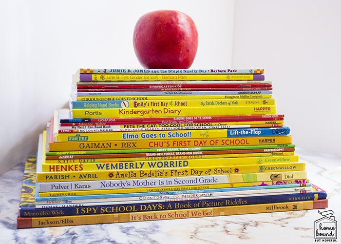 Back To School Book List- Over 40 Reads For Students Of All Ages