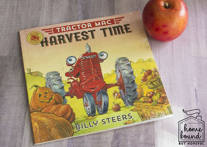 Apple Picking Story Time- Tractor MacApple Picking Story Time- Tractor Mac Harvest Time