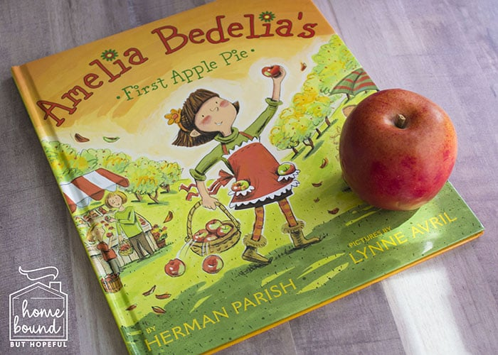 Apple Picking Story Time- Amelia Bedelia's First Apple Pie