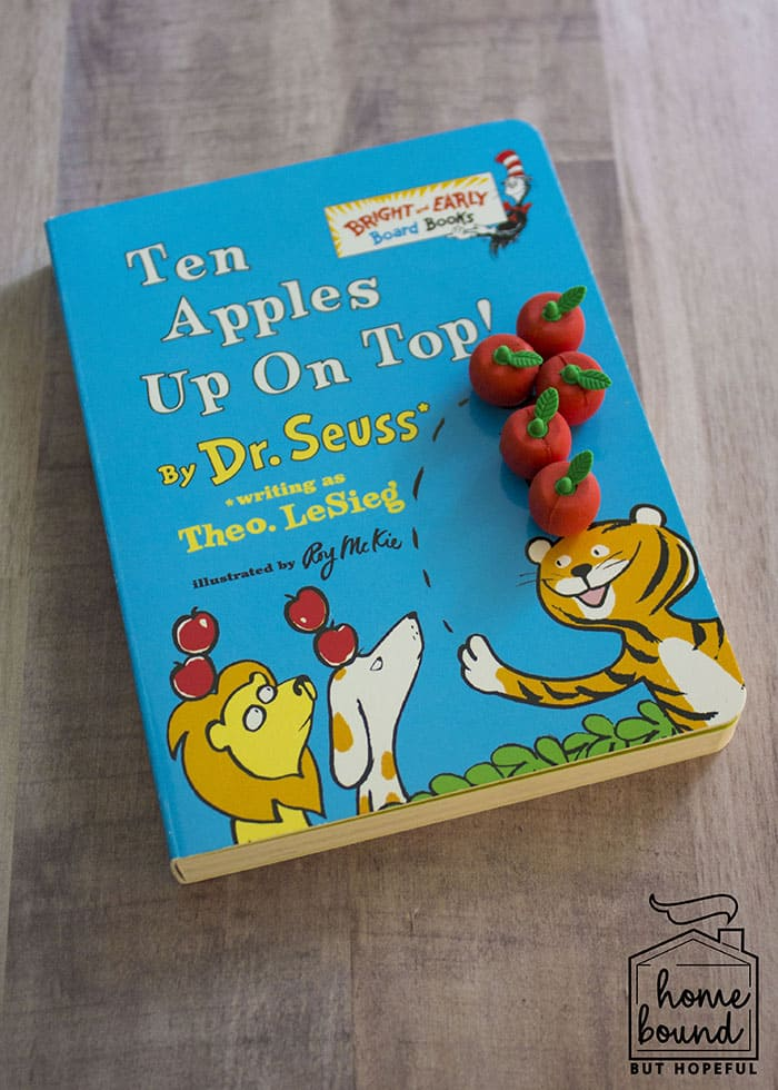 Apple Picking Story Time- Ten Apples Up On Top!