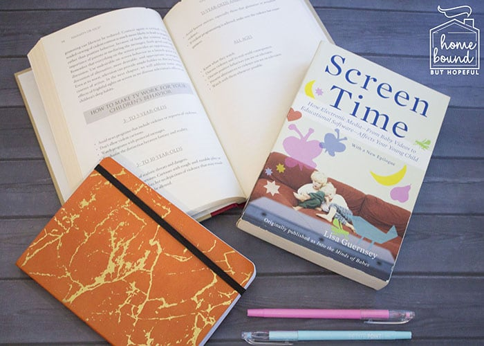 5 Screen Time Choices- Screen Time Research