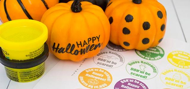 All Treats, No Tricks With A Halloween Book List & Freebie