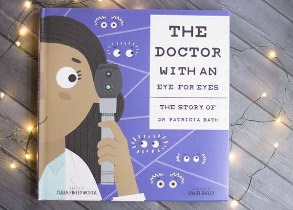 10 Kids Books To Give At Christmas- The Doctor With An Eye For Eyes