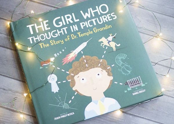10 Kids Books To Give At Christmas- The Girl Who Thought In Pictures