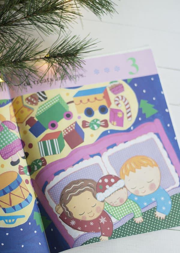 Counting Christmas Story Time- Book
