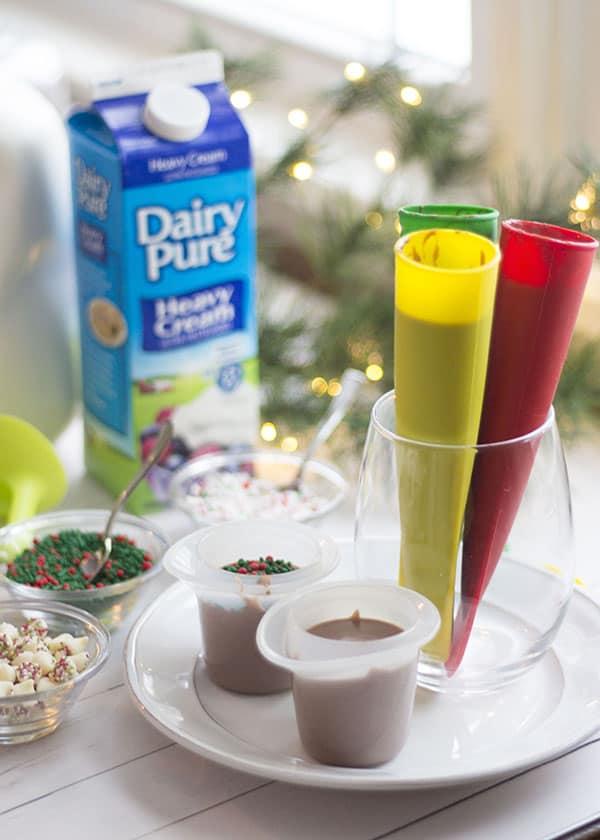 assembling-fudge-pops-Christmas-caroling