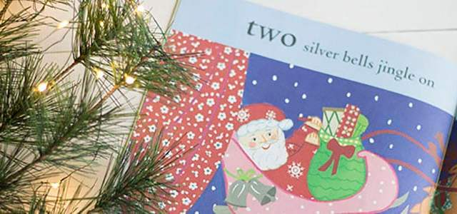 Counting Christmas Story Time with Printable Math Cards