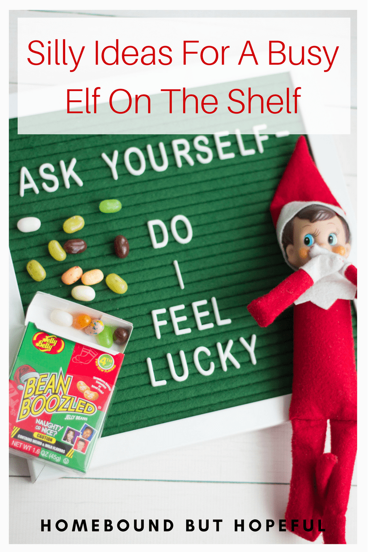 It's not quite Christmas yet, which means your Elf On The Shelf needs to keep moving! Check out some more fun ideas from our elf, Pizza! #elfontheshelf #Christmasmagic #Christmascountdown