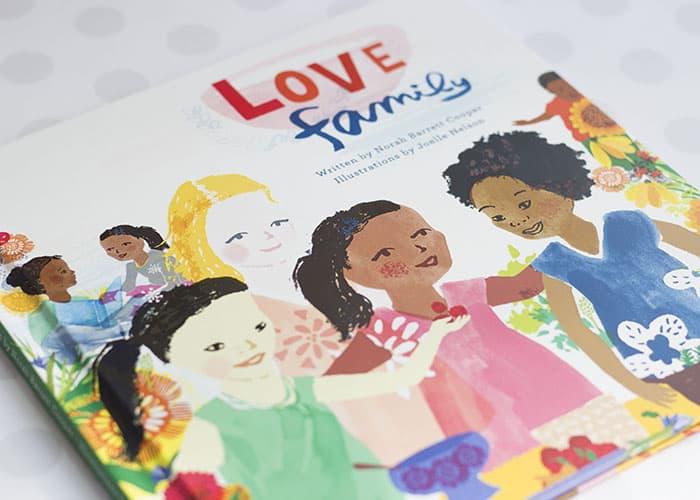 Love Family Book