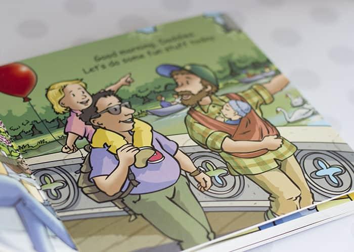 Good Night Families Book