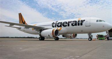 台灣虎航4月底前 澳門航班全取消