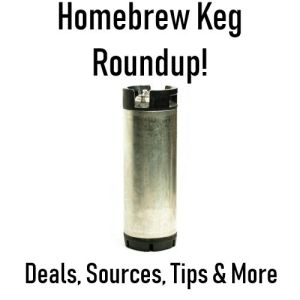 homebrew kegs