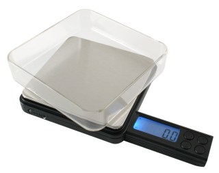American Weigh Black Blade V2 Digital Pocket Scale, 100 by 0.01 G