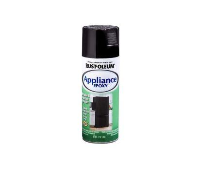 Rust-Oleum 7886830 Appliance Epoxy, 12 oz, Black