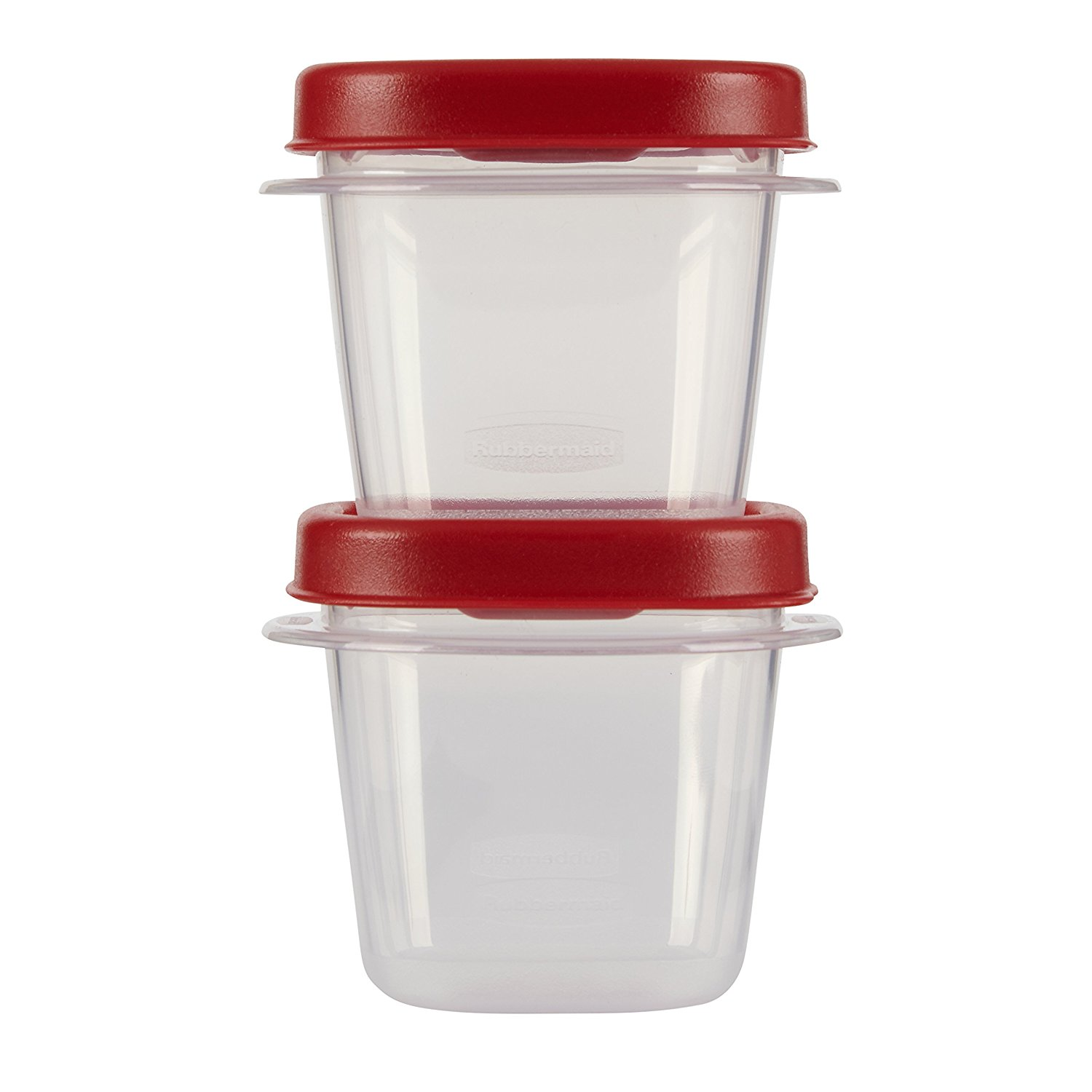 Rubbermaid Easy Find Lid Square 1/2 Cup Food Storage Container 2 pack  sc 1 st  Homebrew Finds & Rubbermaid Easy Find Lid Square 1/2 Cup Food Storage Container 2 ...
