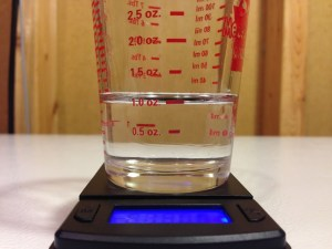 Hands On Review: Gemco 4 Oz Measuring and Tasting Glass