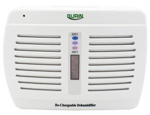 Gurin DHMD-110 Renewable Wireless Dehumidifier, Mini