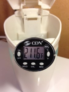 Hands On Review: CDN DTQ450X Quick Read Thermometer - Includes Accuracy and Response Time Tests