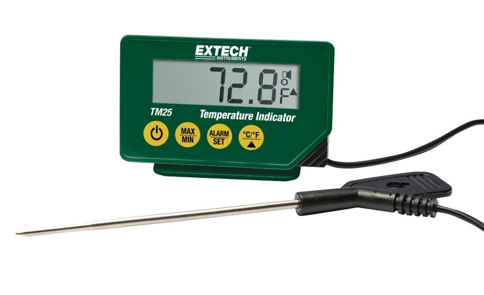 Extech TM25 Waterproof Temperature Indicator