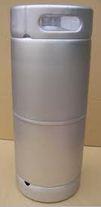 1/6 Barrel Kegs (metal handle) Sanke