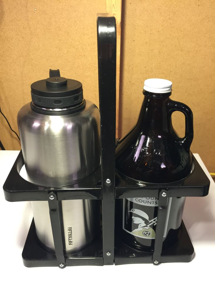 Lifeline Growler Carrier
