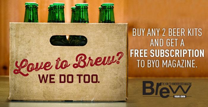 Brew Your Own Magazine Free