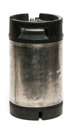 3 Gallon Cornelius Style Pin Lock Keg (Used)