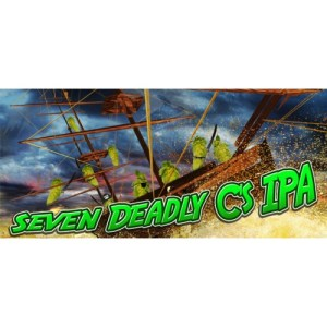 7 Deadly C's IPA - Extract Beer Kit