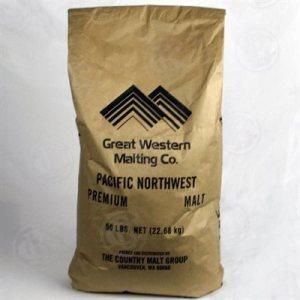 Great Western Malting Grain Homebrew