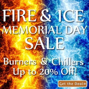 Wort Chillers Propane Burners