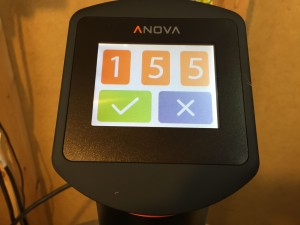 Review Anova Sous Vide for Homebrew