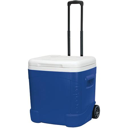 Igloo 60-Quart Ice Cube Roller Cooler