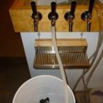 Recirculating Draft Line Cleaning Pump