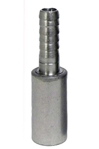 """Carbonating Stone with 1/4"""" Barb, 0.5 micron"""