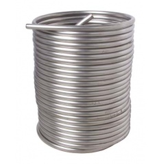 Stainless Draft Coil