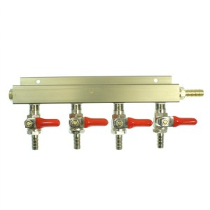 843674 - 4-way Gas Distributor