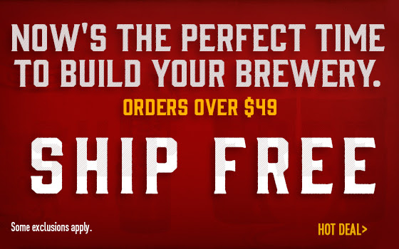 free shipping midwest supplies homebrew