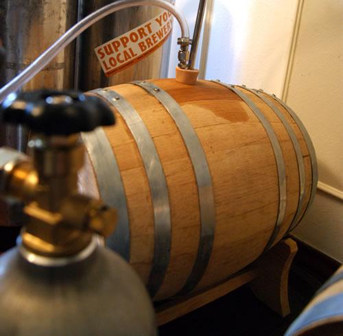 used 5 gallon whiskey barrels